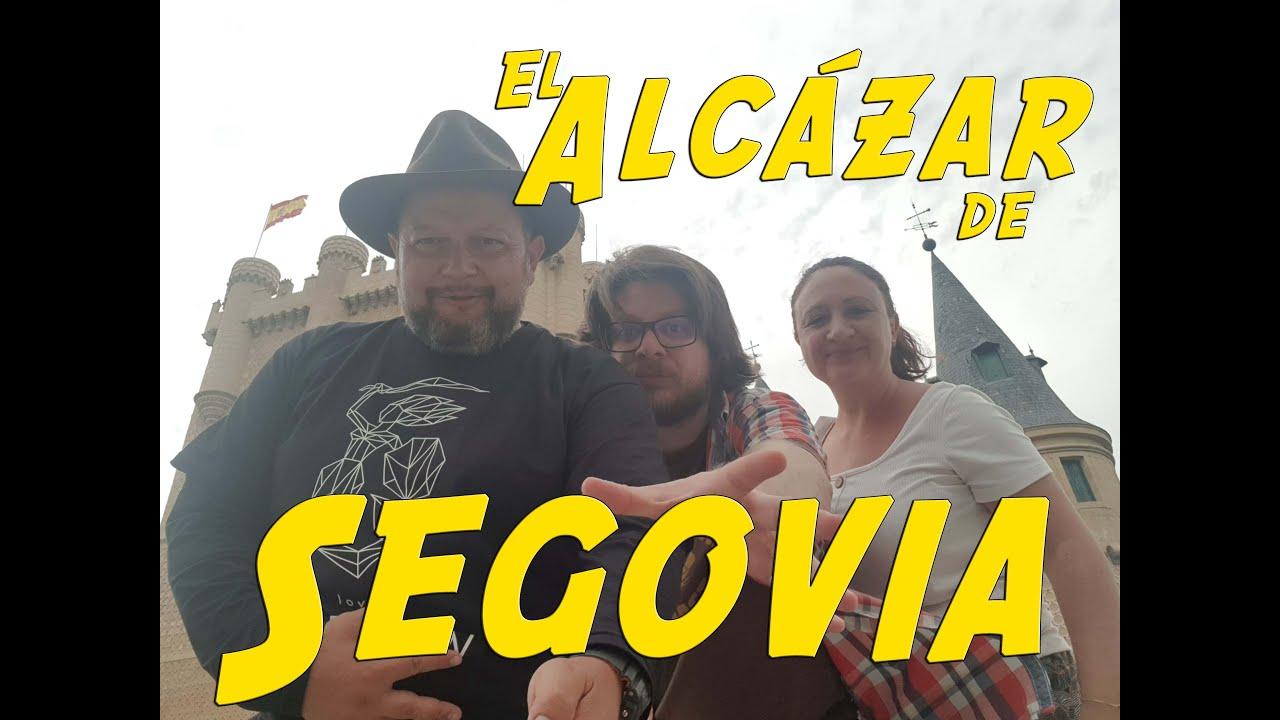 El Alcázar de Segovia