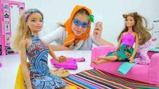 Polen ile güzellik yarışması. Barbie VS Teresa. Kim kazanacak?