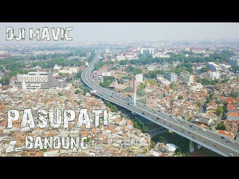 Pasupati - Bandung // DJI Mavic Pro \\ Free Footage 4K