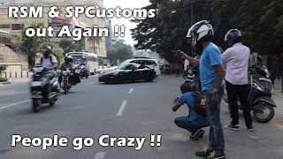 He Stopped Traffic to Click Pictures of Supercars | RSM & SPCustoms