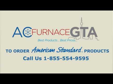American Standard Official Distributor in Toronto and the GTA, Ontario