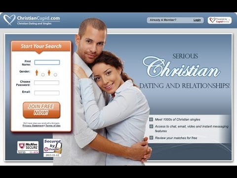 free christian dating search
