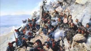 The Russo-Turkish War -  Battle of Shipka Pass