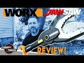 Testing the Worx JawSaw: Next-Gen Chains