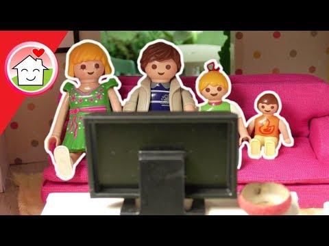 Playmobil Film deutsch - Teleshopping - Geschichte für die ganze Familie von Familie Hauser