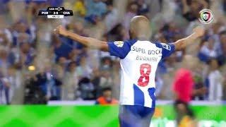 Goal | Golo Brahimi: FC Porto (3)-0 D. Chaves (Liga 18/19 #1) براهيمي