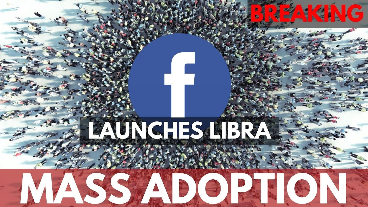 Facebook launches Libra, its own cryptocurrency