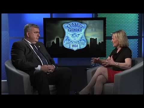 Greater Boston Video: Ed Davis, 30 Days After Marathon Bombings