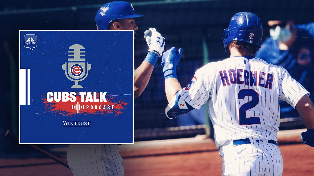 Cubs' Nico Hoerner continues to dominate in spring training | Cubs Talk Podcast