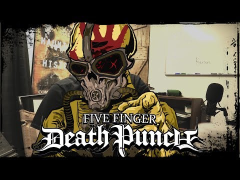 Five Finger Death Punch -  Sham Pain (Reaction)