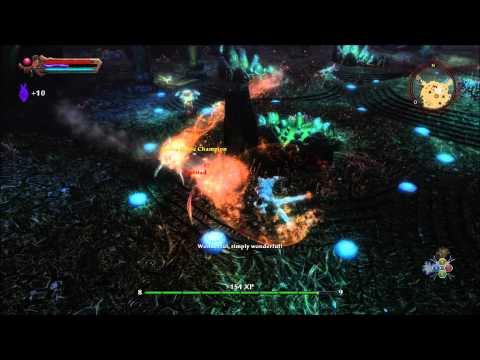 Kingdoms Of Amalur - The Flowering (Heartcore Mod, No Fate, No Damage) |