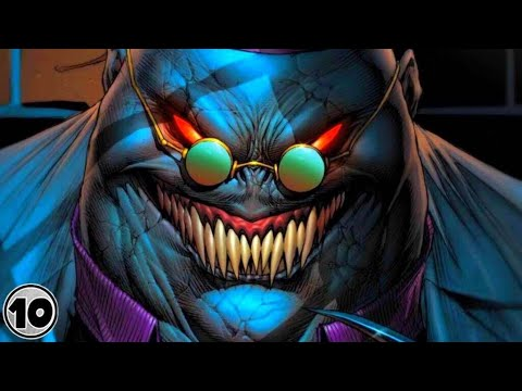 Top 10 Super Villains Too Scary For The MCU