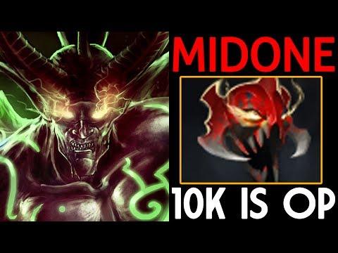 MidOne Dota 2 [Terrorblade] 10k MMR is Over Power