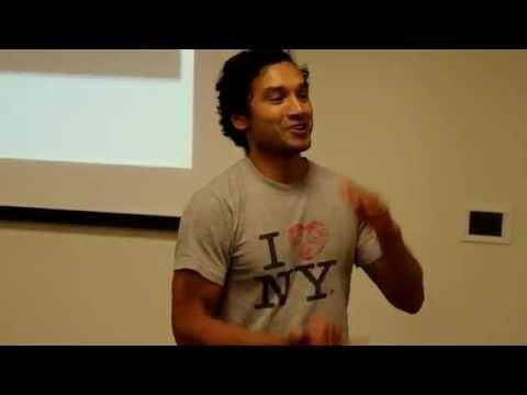 """SF Peak Performance"" Meetup 07: Part 2. 06-29-2016 - Jimmy Cruz on ditching carbs"