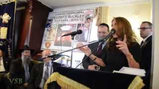 Pamela Geller's Banned Synagogue Talk, April 14, 2013