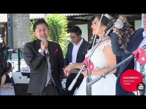 VIDEO: Matrimonio de #Santiago_Pomaquero y #Jessy_Herrera