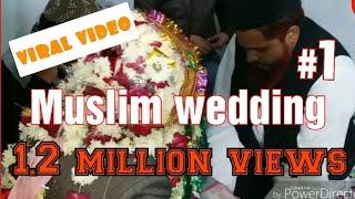 Indian Muslim wedding  #AZEEMVLOGS