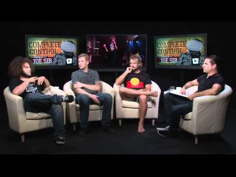 Complete Control - The Swellers, Xavier Rudd and Dustin Ybarra
