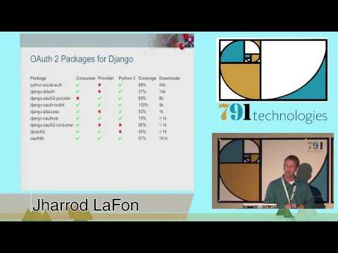 DjangoCon 2014- OAuth2 and Django, What You Should Know - YouTube
