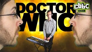 Doctor Who Song Brett Domino - CBBC Blue Peter