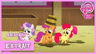 My Little Pony : Les Chercheuses de Talent vont Chercher