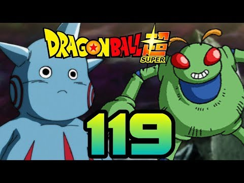 Universe 4 Trickery + Invisible Fighter: Dragonball Super 119 Review