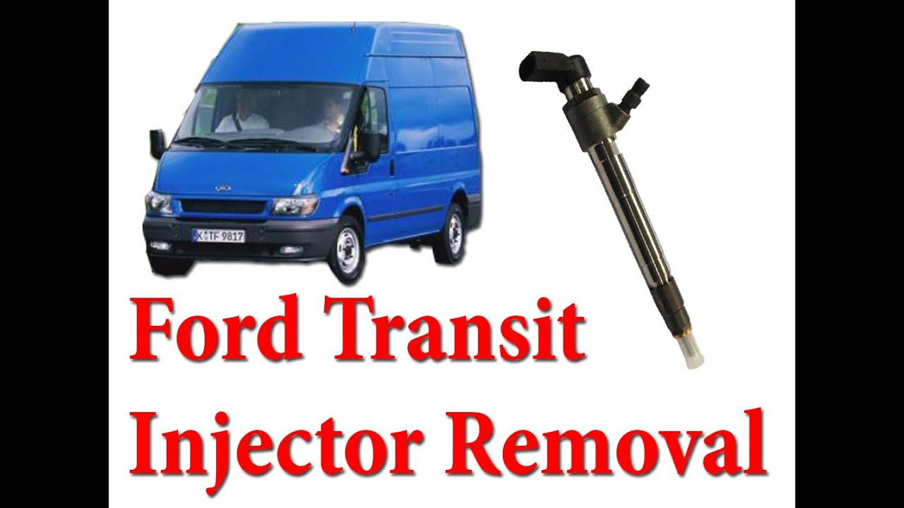Ford Transit Injectors Removal Youtube