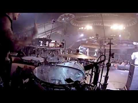 Brutality Will Prevail - Abandon (Drum Cam @ Reading/Leeds Festival)