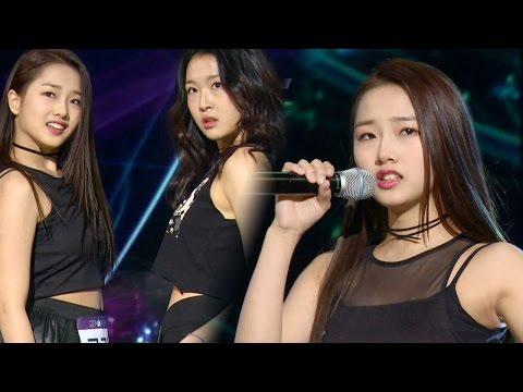 관객을 압도하며 폭발하는 '걸 크러쉬' 나이수미츄의 '피 땀 눈물' 《KPOP STAR 6》 K팝스타6 EP12