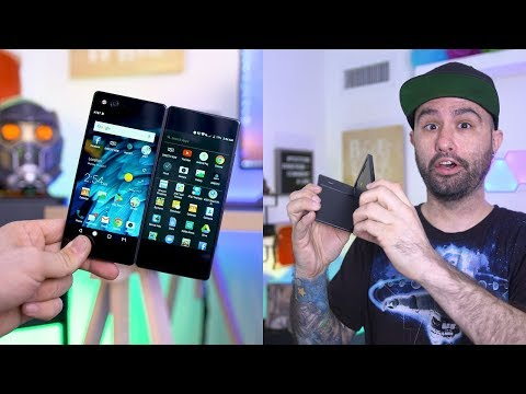 Download Youtube: ZTE Axon M - Foldable Dual Screens Worth it?