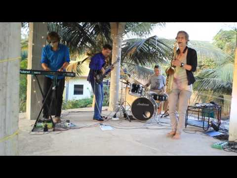 Acid Jazz Band - live music rooftop session