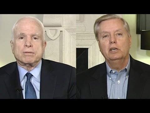 John McCain, Lindsey Graham promise Russian sanctions (Full CNN Interview)