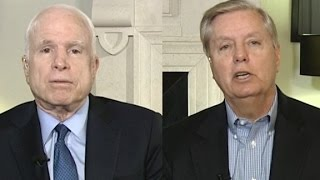 John McCain, Lindsey Graham promise Russian sanctions (Full CNN Interview) Sen. Jo