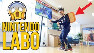 Nintendo Labo Toy-Con House