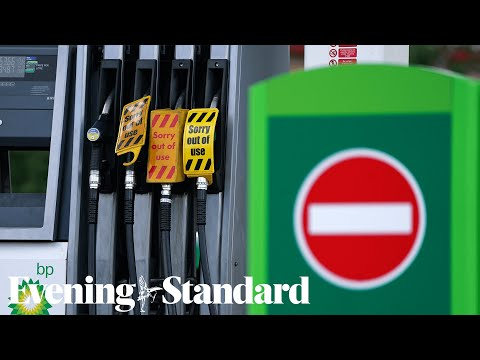 Petrol Panic: Why we're seeing long queues and empty petrol stations