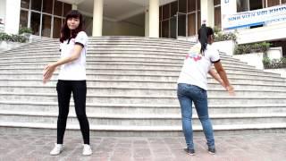 Hướng dẫn nhảy Dân vũ tay xinh-Trường Đại Học Y Tế Công Cộng