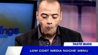 [Mornings@ANC] Taste Buds: Low Cost