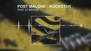 Post Malone - Rockstar feat. 21 Savage (BASS BOOSTED)
