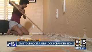 Smart Shopper: Remodel your living room and don't go broke!