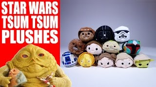 Star Wars Tsum Tsum Plushes