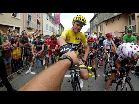 GoPro: Tour de France 2017 - Stage 17 Highlight