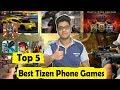 Top 5 Cool Samsung Tizen Phone Games 2017