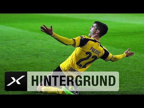 Talent Christian Pulisic: Der Jüngste unter den Wilden beim BVB | Borussia Dortmund