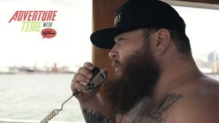 Adventure Time with Action Bronson - New Zealand (Part 1)
