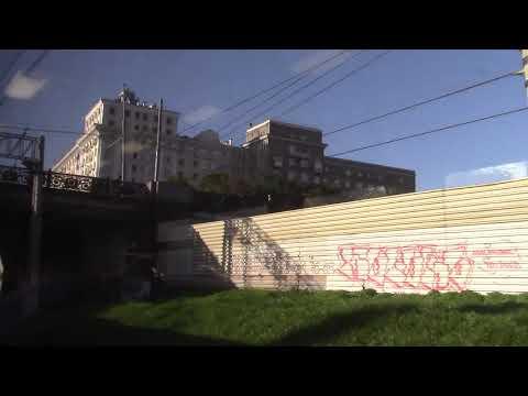 Казанский вокзал — 47 км на ЭД4М-0046