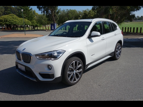 2017 Bmw X1 Full In Depth Tour Review Xdrive25i Autoreview