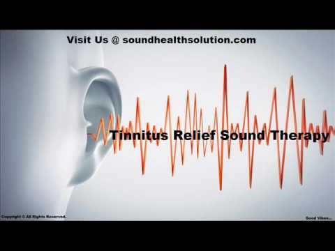Is white noise good for tinnitus