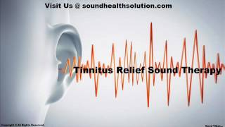 MOST POWERFUL TINNITUS SOUND THERAPY 1 Hr|Tinnitus Treatment Ringing in Ears|Tinnitus Masking Sounds