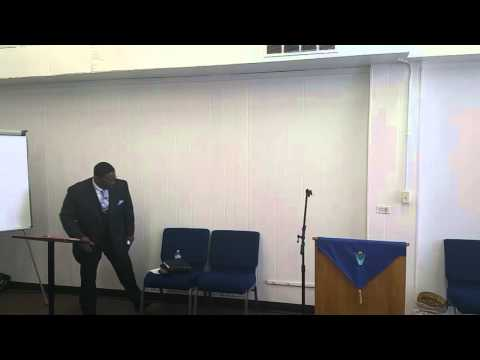 Bro. Frank Duerson Jr. - When the roll is called u
