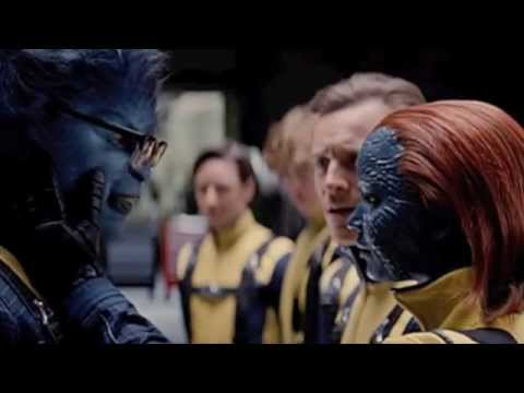 X Men First Class Magneto And Mystique Mystique and Ma...